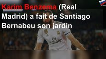 Karim Benzema (Real Madrid) a fait de Santiago Bernabeu son jardin