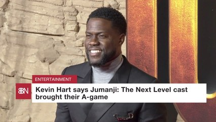 Kevin Hart Respects His Cast