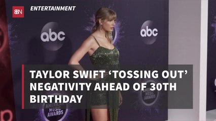 Taylor Swift's New Life Outlook