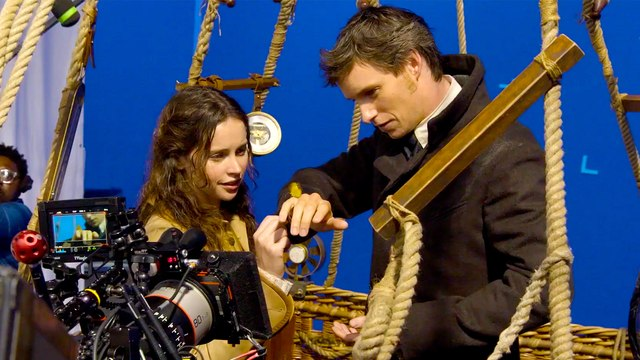The Aeronauts on Amazon Prime - Behind the Scenes