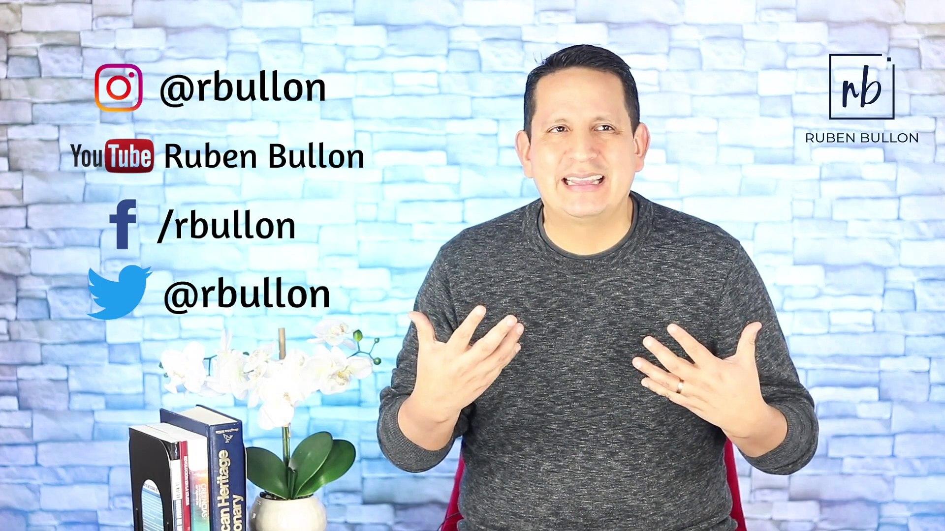 Lección 10: Adoración a Dios - Pr. Ruben Bullón