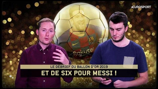 """""""Messi a réussi une année remarquable mais… Van Dijk aurait fait un formidable Ballon d'Or"""""""