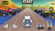 Car Stunts Driving - Extreme City GT Race Ramp - Stunts 3D Car Games - Android GamePlay