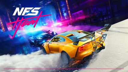 Need for Speed Heat : Découverte
