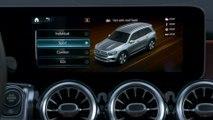 Der neue Mercedes-Benz GLB - Mit hochwertigen Alu-Details - das Interieur-Design