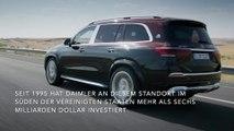 Der Mercedes-Maybach GLS - Die Produktion - Kompetenz für das Besondere