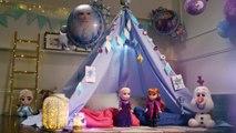 La Reine des Neiges 2 Film - Tuto - Soirée pyjama