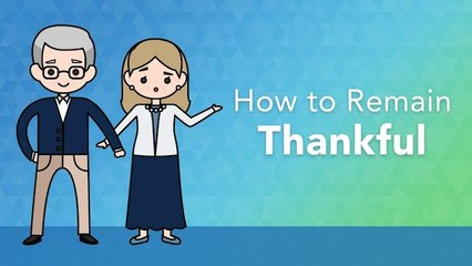 The Importance of Being Thankful for Your Investments (and for Your Life)