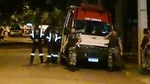 Policiais do Bope de Curitiba chegam a Cafelândia para negociar com sequestrador