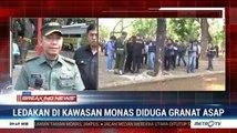 Ledakan di Kawasan Monas, Masyarakat Diimbau Tetap Tenang