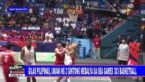 Gilas Pilipinas, umani ng 2 gintong medalya sa #SEAGAMES2019 3x3 basketball #WeWinAsOne