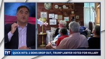 Trump's Lawyer: I Voted For Hillary