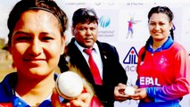 Anjali Chand vs maladives: Breaks worls record with 6 wickets for 0 runs