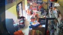 बदमाशों ने दुकान में घुसकर कारोबारी को गोली मारी