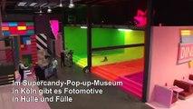 Buntes Instagram-Paradies: Supercandy-Museum in Köln