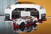 Sportwagenikone zum Selberbauen - Nissan GT-R NISMO als LEGO Modell