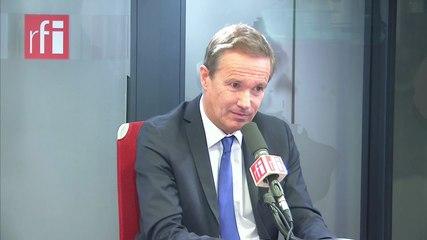 Nicolas Dupont-Aignan - RFI mardi 3 décembre 2019