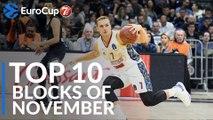 7DAYS EuroCup, Top 10 Blocks of November!