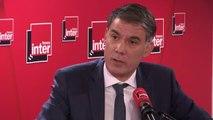 """Olivier Faure, premier secrétaire du PS : """"La réforme des retraites est une réforme des régression. Revaloriser le travail suppose aussi de revaloriser les retraites, car le travail doit payer"""""""