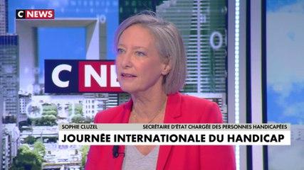 Sophie Cluzel - CNews mardi 3 décembre 2019