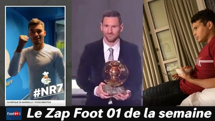What The Foot : Messi, Cavani, Radonjic, Memphis et les autres