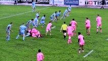 Highlights: Zebre Rugby v Stade Francais Paris