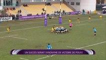 Résumé vidéo : Zebre v La Rochelle