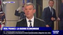Taxe Gafa: les États-Unis menacent de surtaxer des produits français jusqu'à 100%