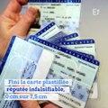 La carte d'identité va changer de format