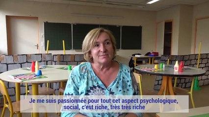#UnAutreRegard : Le métier d'AESH à l'école primaire