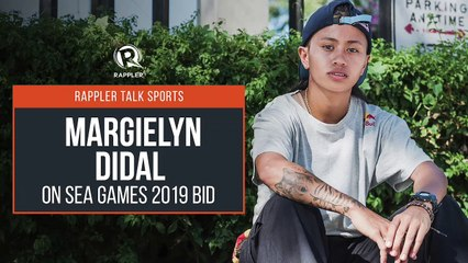 Margielyn Didal pumped for SEA Games 2019 skateboarding show