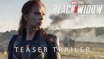 Black Widow Teaser Trailer (2020) Scarlett Johansson Action Movie