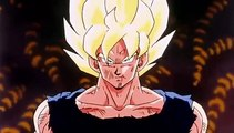 DBZ  - Goku's Super Sayan Speech Original Version