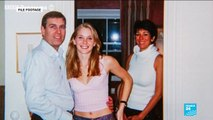 Woman at centre of Prince Andrew sex scandal appeals to Britons to take her side