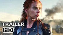 BLACK WIDOW Official Trailer