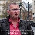 """""""Je ne me vois pas continuer comme ça"""": chauffeur routier, il fera grève le 5 décembre"""