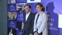 La familia Fernández Ochoa es homenajeada por su trayectoria deportiva