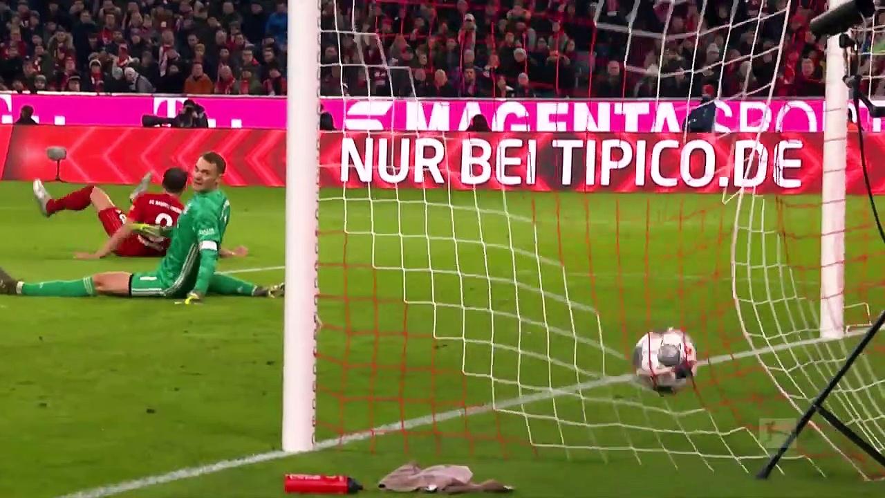 Bundesliga'da 13. Haftanın En Güzel 5 Golü (2019/20)