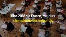 Pisa 2018 : la France, toujours championne des inégalités