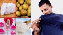 पसीना और पसीने की बदबू से छुटकारा पायें | How to get rid of body odor naturally | Boldsky