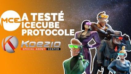 MCE a testé : L'expérience virtuelle Icecube Protocol de KOEZIO !