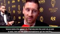 """Ballon d'Or - Messi : """"Mbappé pourrait me battre"""""""