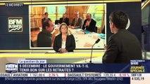 Benjamin Morel (ENS) : Le gouvernement va-t-il tenir bon sur les retraites ? - 03/12