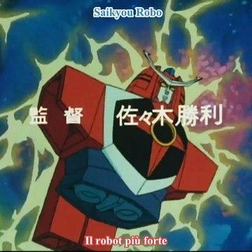Saikyo Robo Daioja - 26 Sub Ita
