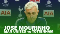 Maybe I'm Not A Villain Of Manchester United | Jose Mourinho