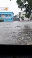 Kinshasa une fois de plus sous l'eau.