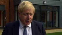 Boris Johnson says Nato 'in good health'