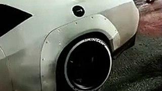 VÍDEO: Ni el cine crea mejores efectos especiales que este Dodge Charger