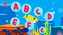 Shark ABC - Now I know my ABCs! - Sing along with baby shark - Pinkfong Songs for Children