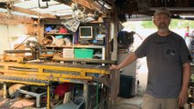 Forged in Fire: Steel Takedown Bow Home Follow Tour